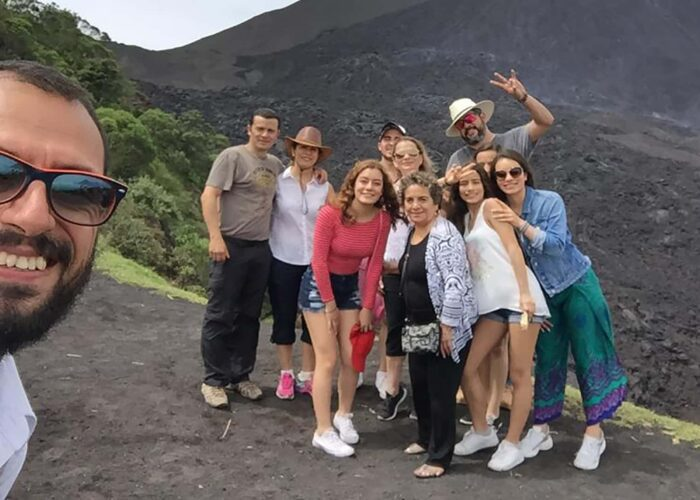 Pacaya Volcano & Hot Springs Tour Full Day Tour