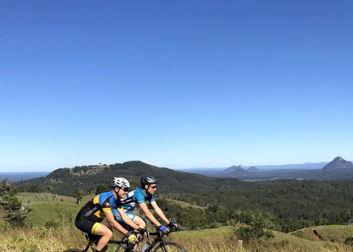 Sunshine Coast Hinterland Cycling Package – Mid Week Deal