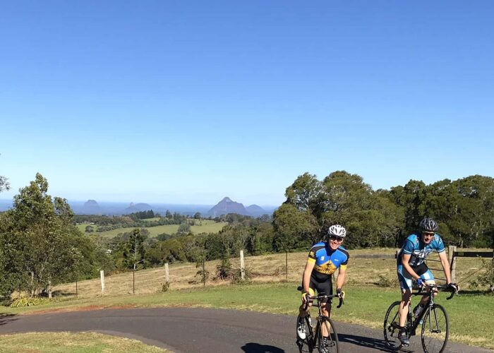 Euro-inspired Sunshine Coast Cycling Holiday