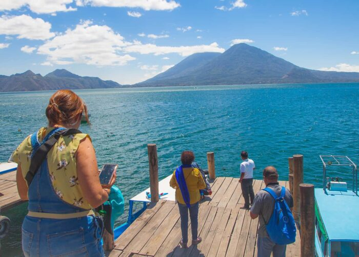 Lake Atitlán & Boat Tour to Santiago Atitlán Full Day Tour