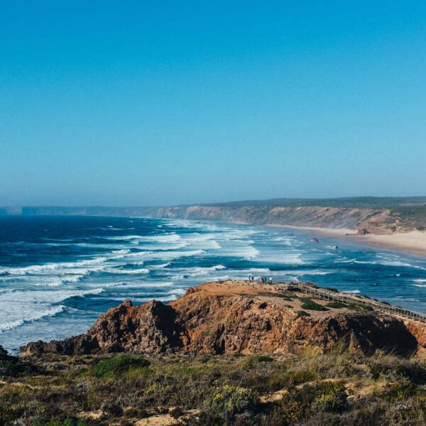 Rota Vicentina - Centre Based
