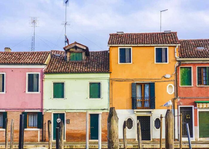 Venice's Outer Archipelagos: Murano, Burano And Torcello