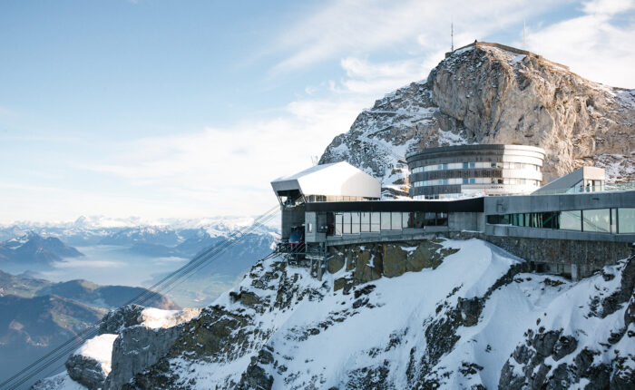 Pilatus - The Golden Round Trip from Lucerne