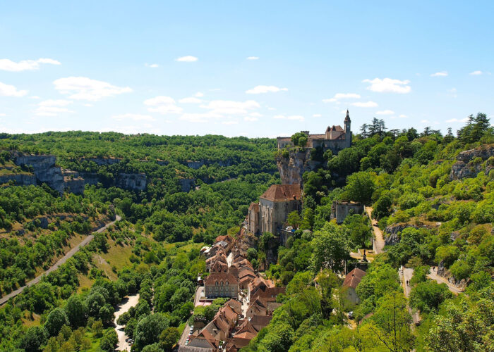 Walking Tour of Dordogne