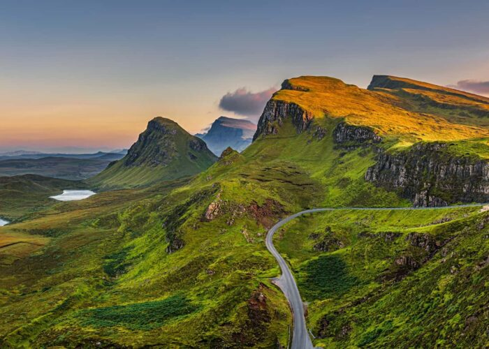 Isle of Skye, The Highlands & Loch Ness 4 Day Tour from Edinburgh