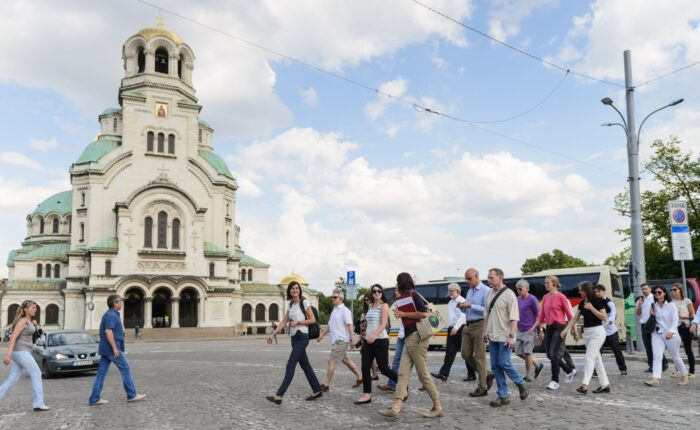 Discover Sofia – sightseeing walking tour of Bulgaria's capital