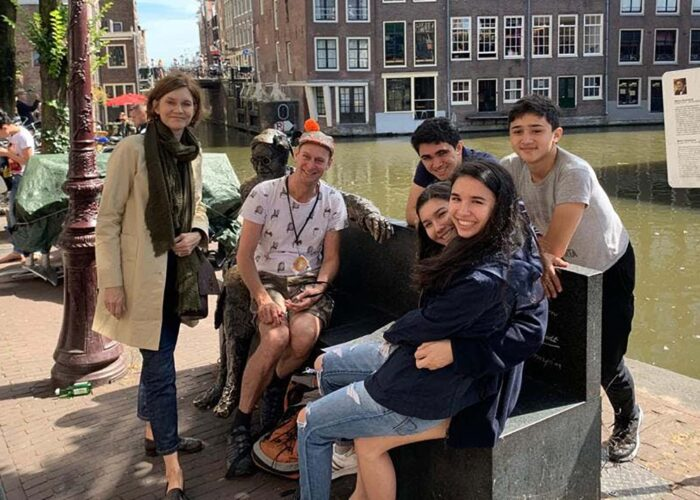 Private Amsterdam Walking Tour