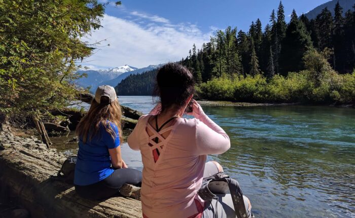 Cheakamus Lake Hike