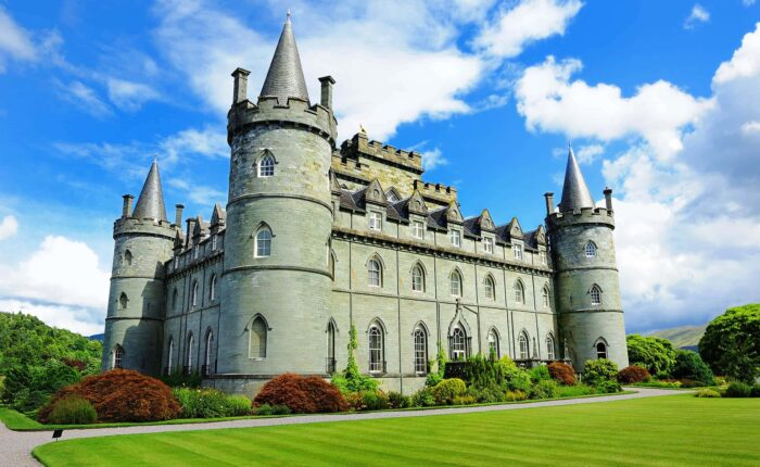 The Isles of Mull, Iona & The Highlands 4 Day tour from Edinburgh