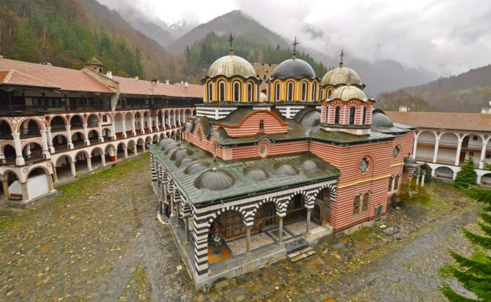 Sofia to Rila Monastery & Boyana Church Tour