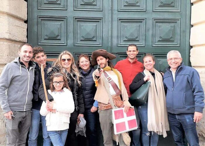 Licensed To Steal Private Tour Valletta