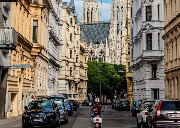 Vienna Sightseeing Scavenger hunt for groups