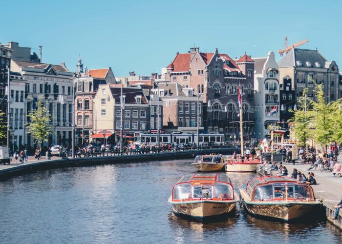 Amsterdam Private Cruise, Luxury Boat Tour at the Canals