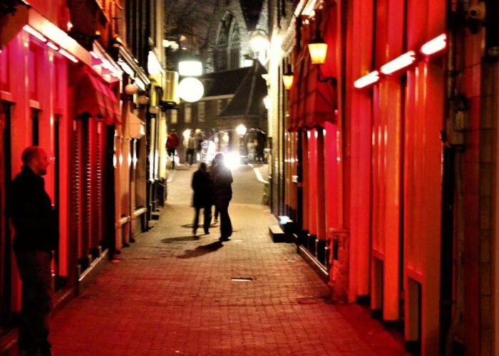 Private Amsterdam Red Light District Tour