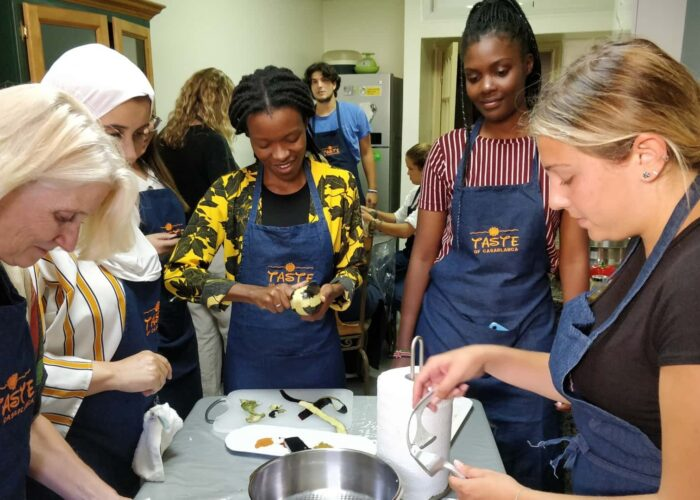 Traditional Full Menu Moroccan Cooking Class in Casablanca
