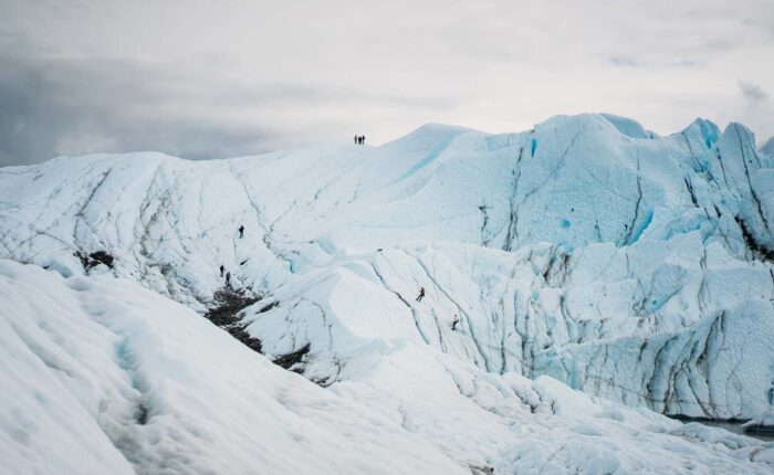 Ultimate Helicopter Glacier Tour