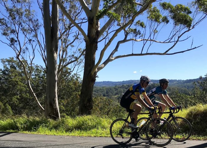 Sunshine Coast Weekend Cycling Getaway