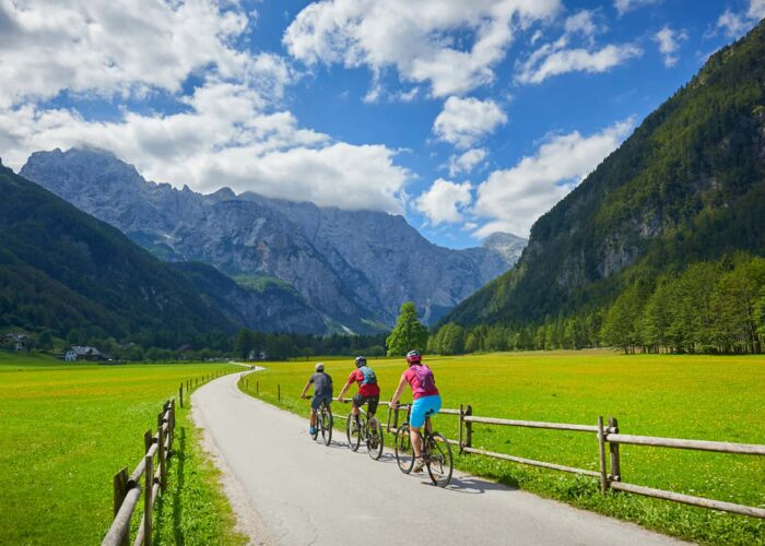Boutique Self Guided Cycling in Slovenia