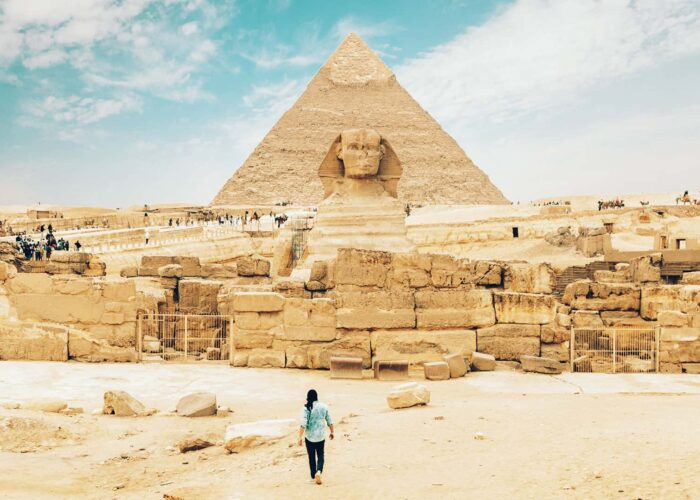 Noel Barber's A Woman of Cairo 2-day tour